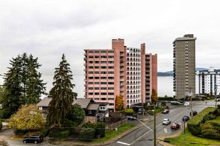 """Photo 19: 504 2187 BELLEVUE Avenue in West Vancouver: Dundarave Condo for sale in """"SUFFSIDE TOWERS"""" : MLS®# R2518277"""