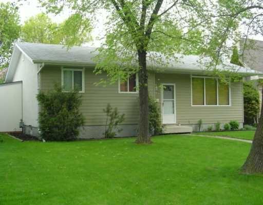 Main Photo: 67 NICOLLET Avenue in Winnipeg: St Vital Single Family Detached for sale (South East Winnipeg)  : MLS®# 2607880
