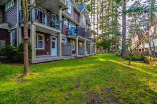 """Photo 29: 13 5805 SAPPERS Way in Chilliwack: Vedder S Watson-Promontory Townhouse for sale in """"Forest Trails at Garrison"""" (Sardis)  : MLS®# R2548046"""