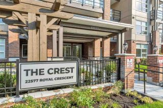 """Main Photo: 202 22577 ROYAL Crescent in Maple Ridge: East Central Condo for sale in """"Crest"""" : MLS®# R2588457"""