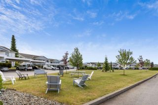 """Photo 40: 166 32691 GARIBALDI Drive in Abbotsford: Abbotsford West Townhouse for sale in """"Carriage Lane"""" : MLS®# R2590175"""