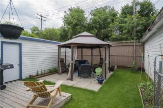 Photo 19: 306 Aberdeen Avenue in Winnipeg: North End Residential for sale (4A)  : MLS®# 1817446