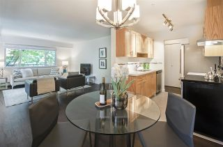 "Photo 1: 308 357 E 2ND Street in North Vancouver: Lower Lonsdale Condo for sale in ""The Hendriks"" : MLS®# R2480606"