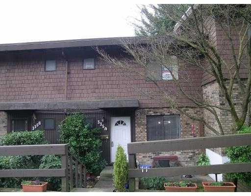 """Main Photo: 335 A EVERGREEN DR in Port Moody: College Park PM Townhouse for sale in """"Evergreens"""" : MLS®# V578128"""