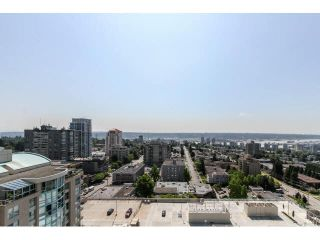 """Photo 18: 2203 739 PRINCESS Street in New Westminster: Uptown NW Condo for sale in """"BERKLEY PLACE"""" : MLS®# V1125945"""