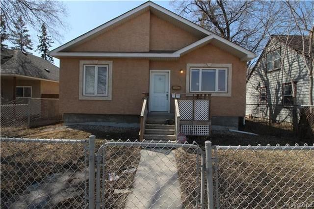 Main Photo: 155 Archibald Street in Winnipeg: St Boniface Residential for sale (2A)  : MLS®# 1809532
