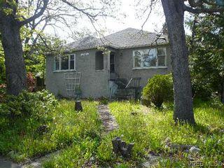 Photo 1: 1705 Haultain St in VICTORIA: Vi Jubilee House for sale (Victoria)  : MLS®# 605225