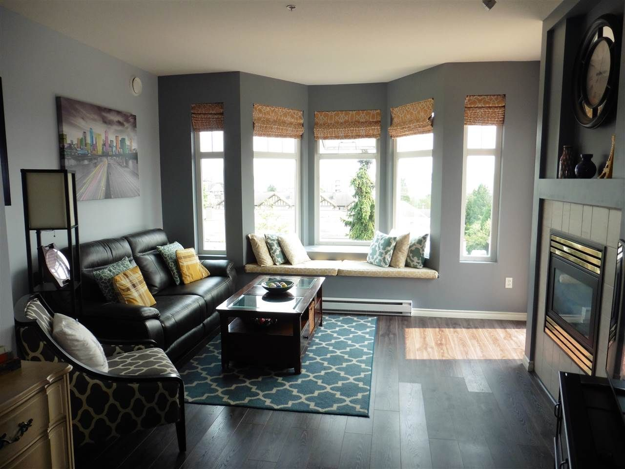 """Photo 3: Photos: 307 580 TWELFTH Street in New Westminster: Uptown NW Condo for sale in """"THE REGENCY"""" : MLS®# R2193816"""