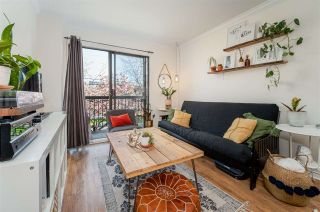 """Photo 10: 202 2330 MAPLE Street in Vancouver: Kitsilano Condo for sale in """"Maple Gardens"""" (Vancouver West)  : MLS®# R2575391"""