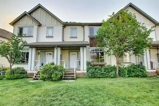 Main Photo: 205 Copperstone Cove SE in Calgary: Copperfield Row/Townhouse for sale : MLS®# A1134404