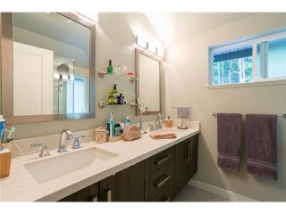 """Photo 14: 11 3431 GALLOWAY Avenue in Coquitlam: Burke Mountain Townhouse for sale in """"NORTHBROOK"""" : MLS®# V1069633"""