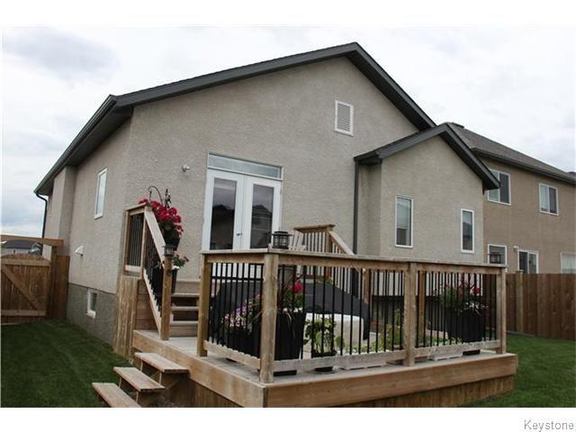 Photo 19: Photos: 158 Audette Drive in Winnipeg: Canterbury Park Residential for sale (3M)  : MLS®# 1618737