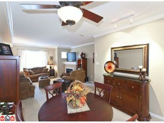 """Photo 4: 100 15175 62A Avenue in Surrey: Sullivan Station Townhouse for sale in """"Brooklands"""" : MLS®# F1127771"""