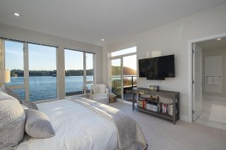 """Photo 13: 3917 CATES LANDING Way in North Vancouver: Roche Point Townhouse for sale in """"CATES LANDING"""" : MLS®# R2516583"""