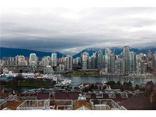 """Photo 20: 1165 W 8TH Avenue in Vancouver: Fairview VW Townhouse for sale in """"FAIRVIEW 2"""" (Vancouver West)  : MLS®# V862879"""