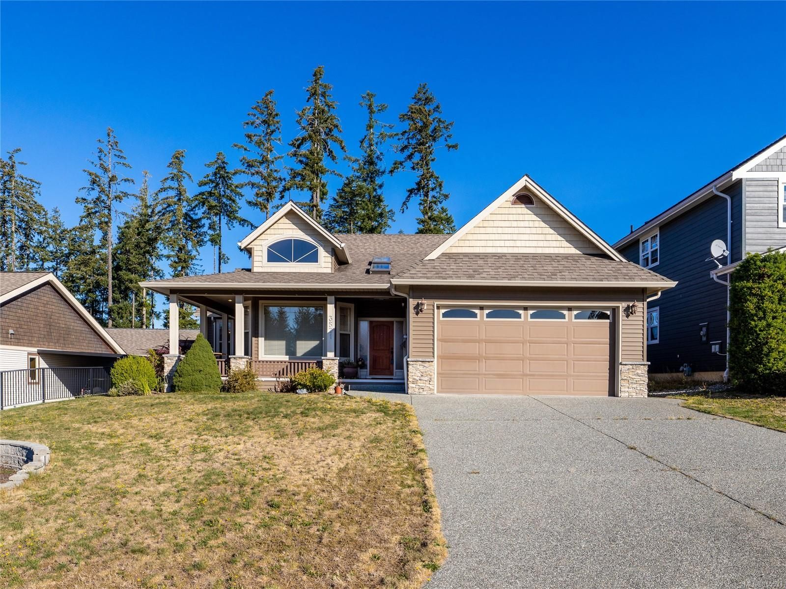 Main Photo: 3571 McKnight St in : PA Port Alberni House for sale (Port Alberni)  : MLS®# 855533