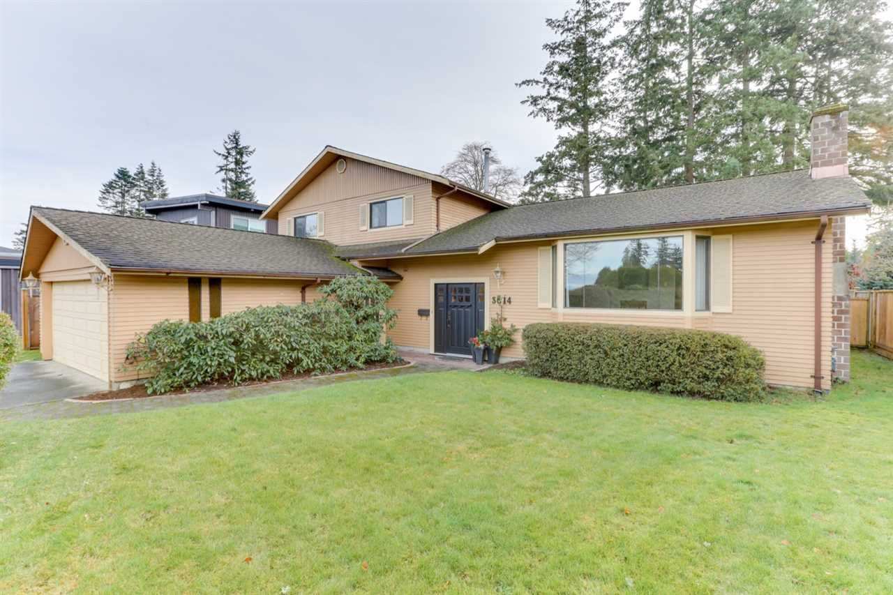 """Photo 1: Photos: 5314 2 Avenue in Delta: Pebble Hill House for sale in """"PEBBLE HILL"""" (Tsawwassen)  : MLS®# R2527757"""