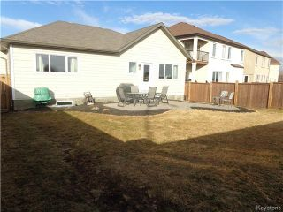 Photo 20: 47 Appletree Crescent in Winnipeg: Waverley West Residential for sale (1R)  : MLS®# 1707959