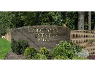 Photo 1: 12 14065 NICO WYND Place in Surrey: Elgin Chantrell Home for sale ()  : MLS®# F1440781