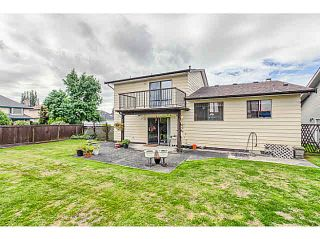 Photo 19: 5263 BENTLEY COURT in Ladner: Hawthorne House for sale : MLS®# V1142480