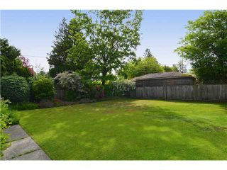 Photo 19: 4456 BRAKENRIDGE Street in Vancouver: Quilchena House for sale (Vancouver West)  : MLS®# V1070884