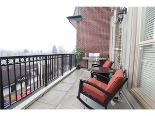 """Photo 14: 407 2627 SHAUGHNESSY Street in Port Coquitlam: Central Pt Coquitlam Condo for sale in """"VILLAGIO"""" : MLS®# V1076806"""
