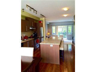 "Photo 6: 57 1125 KENSAL Place in Coquitlam: New Horizons Townhouse for sale in ""KENSAL WALK"" : MLS®# V1106910"