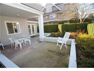 Photo 15: # 101 5500 13A AV in Tsawwassen: Cliff Drive Condo for sale : MLS®# V1102204