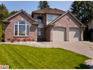 Main Photo: 34834 MILLSTONE COURT in Abbotsford: Abbotsford East House for sale
