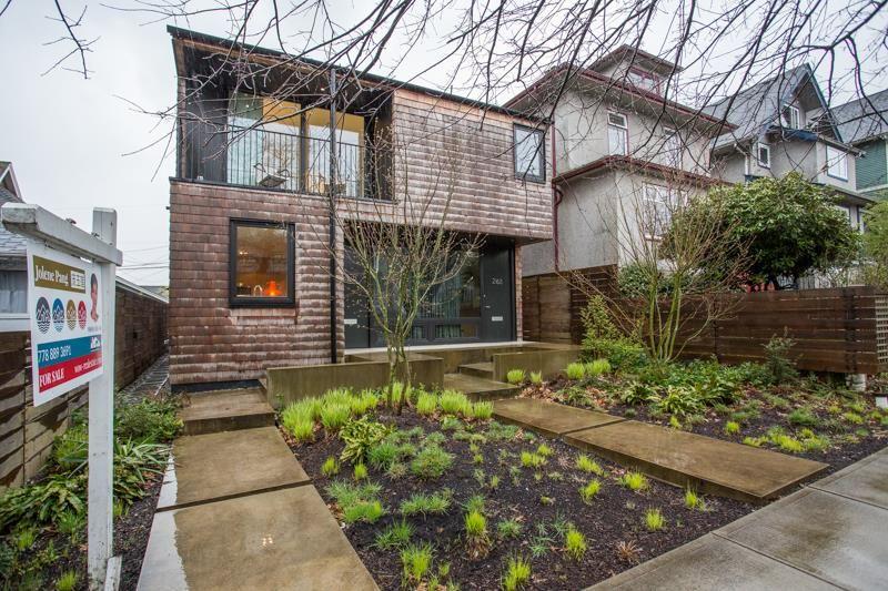 Main Photo: 2178 E 3RD AVENUE in : Grandview Woodland 1/2 Duplex for sale : MLS®# R2268595