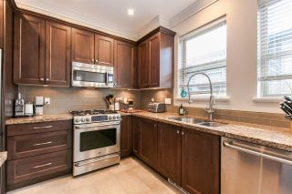 """Photo 3: 18 897 PREMIER Street in North Vancouver: Lynnmour Townhouse for sale in """"Legacy at Nature's Edge"""" : MLS®# R2059322"""