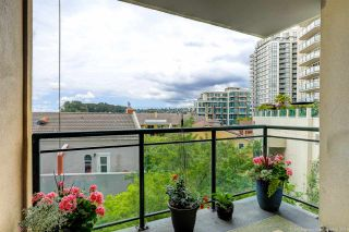"Photo 16: 507 8 LAGUNA Court in New Westminster: Quay Condo for sale in ""The Excelisor"" : MLS®# R2343331"