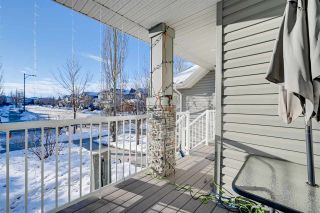 Photo 33: 1541 RUTHERFORD Road in Edmonton: Zone 55 House Half Duplex for sale : MLS®# E4228233