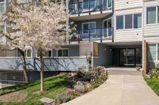 """Photo 3: 209 156 W 21ST Street in North Vancouver: Central Lonsdale Condo for sale in """"Ocean View"""" : MLS®# R2568828"""