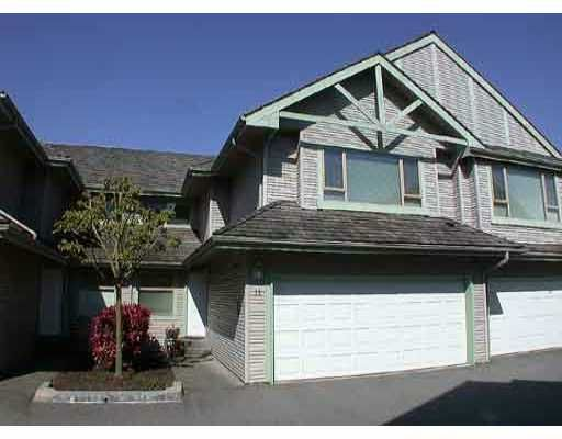 Main Photo: 11 1255 RIVERSIDE DR in Port_Coquitlam: Riverwood Townhouse for sale (Port Coquitlam)  : MLS®# V291220