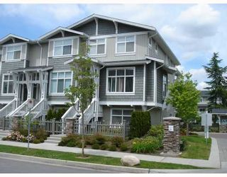 """Photo 1: 59 9333 SILLS Avenue in Richmond: McLennan North Townhouse for sale in """"JASMINE LANE"""" : MLS®# V718256"""