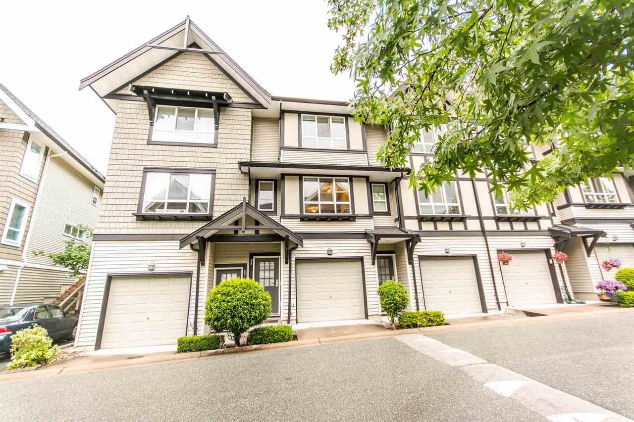 """Photo 1: Photos: 88 6747 203 Street in Langley: Willoughby Heights Townhouse for sale in """"SAGEBROOK"""" : MLS®# R2080886"""