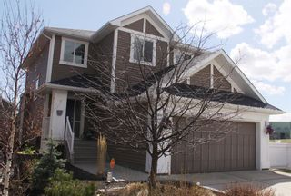 Photo 1: 377 River Heights Drive: Cochrane Detached for sale : MLS®# A1106134