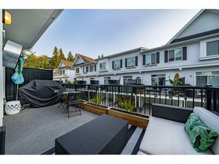 """Photo 30: 67 288 171 Street in Surrey: Pacific Douglas Townhouse for sale in """"THE CROSSING"""" (South Surrey White Rock)  : MLS®# R2547062"""
