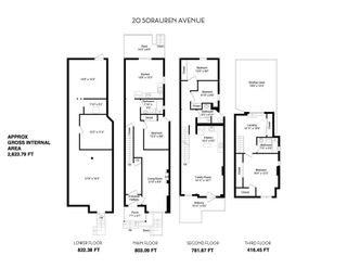 Photo 36: 20 Sorauren Avenue in Toronto: Roncesvalles House (3-Storey) for sale (Toronto W01)  : MLS®# W5287853