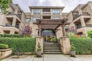 Photo 1: 404 2478 WELCHER Avenue in Port Coquitlam: Central Pt Coquitlam Condo for sale : MLS®# R2390767