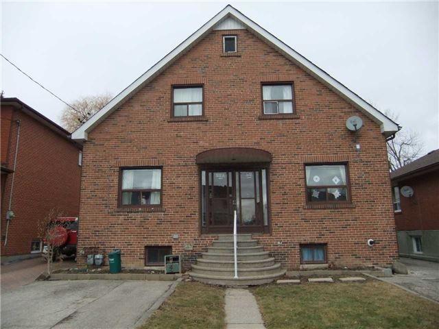 Main Photo: Duplex with 2 basement apartments