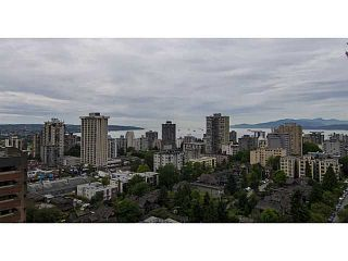 """Photo 1: 2102 1075 COMOX Street in Vancouver: West End VW Condo for sale in """"THE HERITAGE"""" (Vancouver West)  : MLS®# V1072569"""