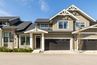 """Photo 1: 43 22057 49 Avenue in Langley: Murrayville Townhouse for sale in """"Heritage"""" : MLS®# R2559884"""