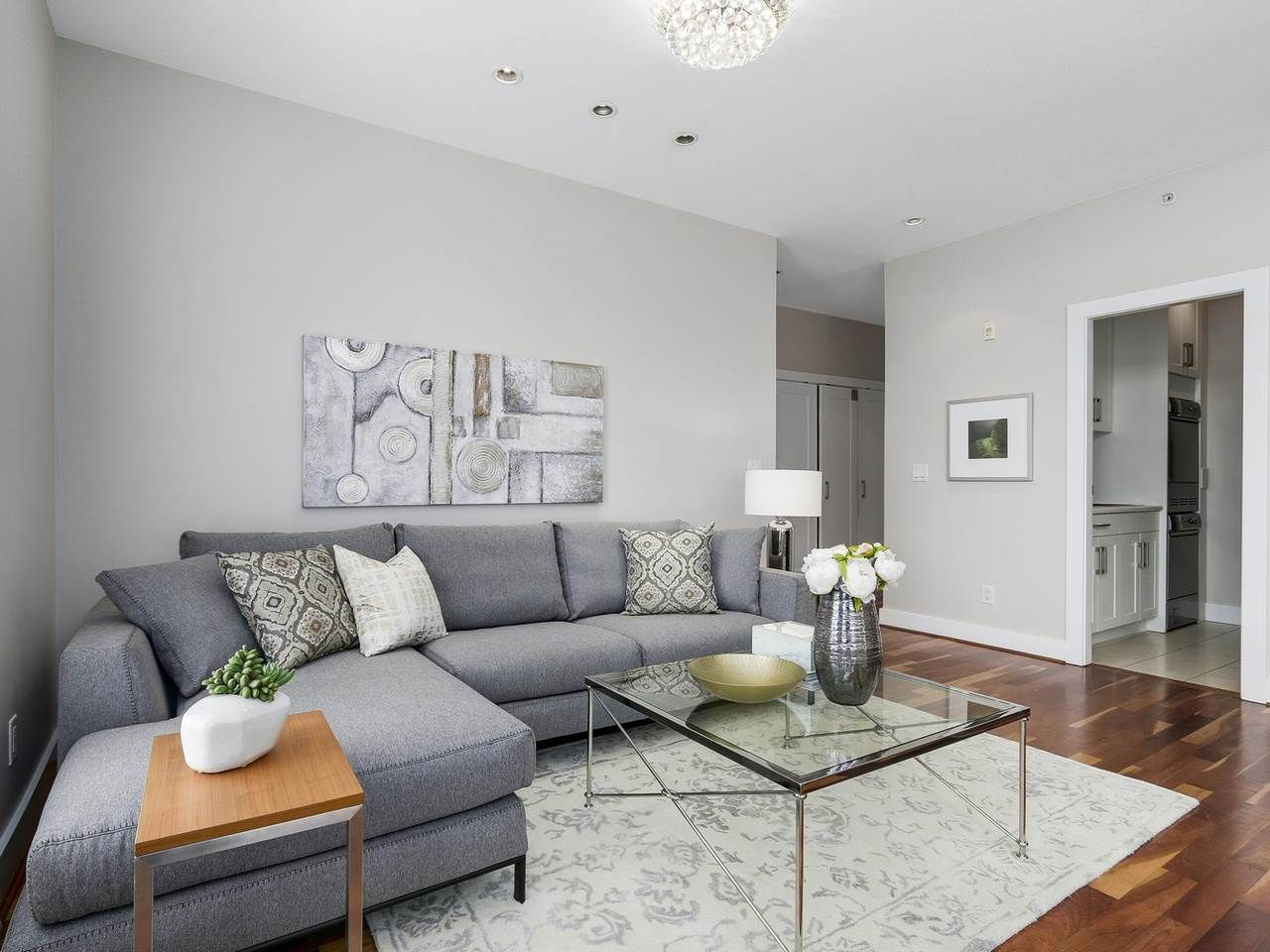 """Photo 12: Photos: 404 6328 LARKIN Drive in Vancouver: University VW Condo for sale in """"Journey"""" (Vancouver West)  : MLS®# R2146632"""