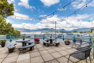 """Photo 20: 409 2001 WALL Street in Vancouver: Hastings Condo for sale in """"Cannery Row"""" (Vancouver East)  : MLS®# R2590453"""