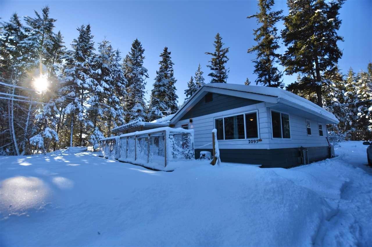 Main Photo: 2095 DOG CREEK Road in Williams Lake: Esler/Dog Creek House for sale (Williams Lake (Zone 27))  : MLS®# R2530721