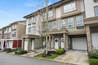 """Photo 1: 13 19505 68A Avenue in Surrey: Clayton Townhouse for sale in """"CLAYTON RISE"""" (Cloverdale)  : MLS®# R2524738"""