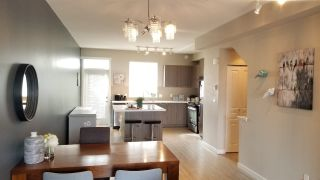 """Photo 3: 136 7938 209 Street in Langley: Willoughby Heights Townhouse for sale in """"Red Maple Park"""" : MLS®# R2550656"""
