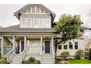 Photo 2: 3091 MANITOBA Street in Vancouver: Mount Pleasant VW Townhouse for sale (Vancouver West)  : MLS®# V1057346